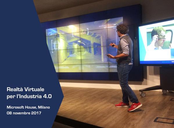 One Team e Xonne: realtà aumentata per l'industria 4.0