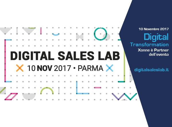 Digital Sales Lab – Xonne e la Digital Trasformation