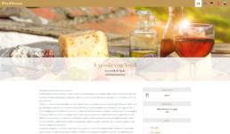 Web App - scheda punto d'interesse
