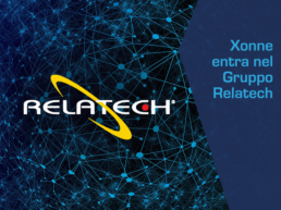 Xonne entra nel Gruppo Relatech
